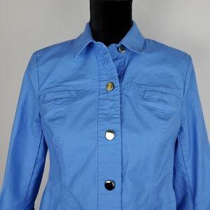 Rafaella 💙💙  Baby blue jacket. Size small.